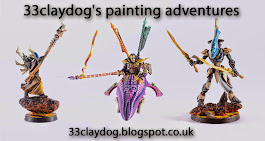 33claydog's painting adventures