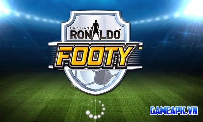 Cristiano Ronaldo Footy v2.0.9 hack full tiền và đá quý cho Android