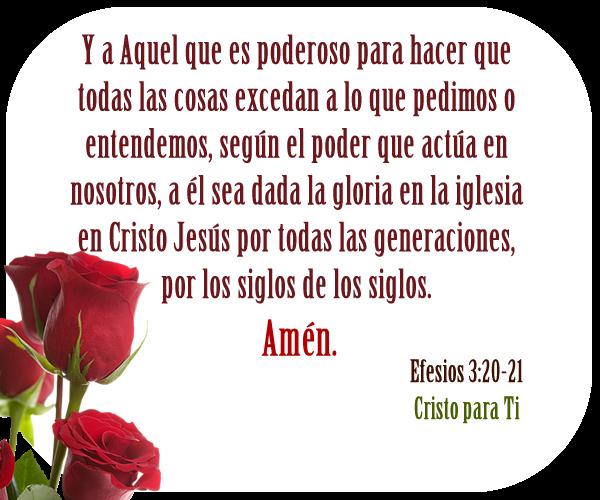 Super Efesios 3:14-21 - Palabra de Dios YS93
