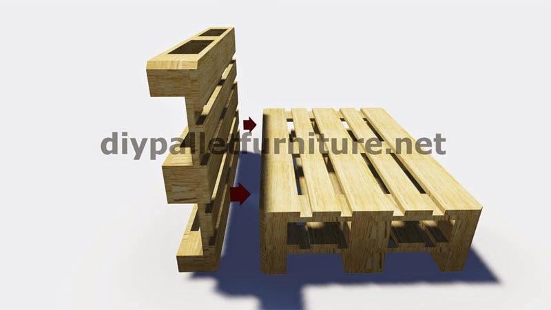 Instrucciones paso por paso y planos de como hacer un sof f cilmente con - Como hacer un sillon paso a paso ...