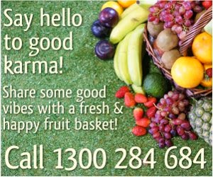 Fruit Gift Hampers Newcastle