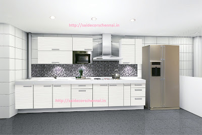 saidecors- Modular kitchen