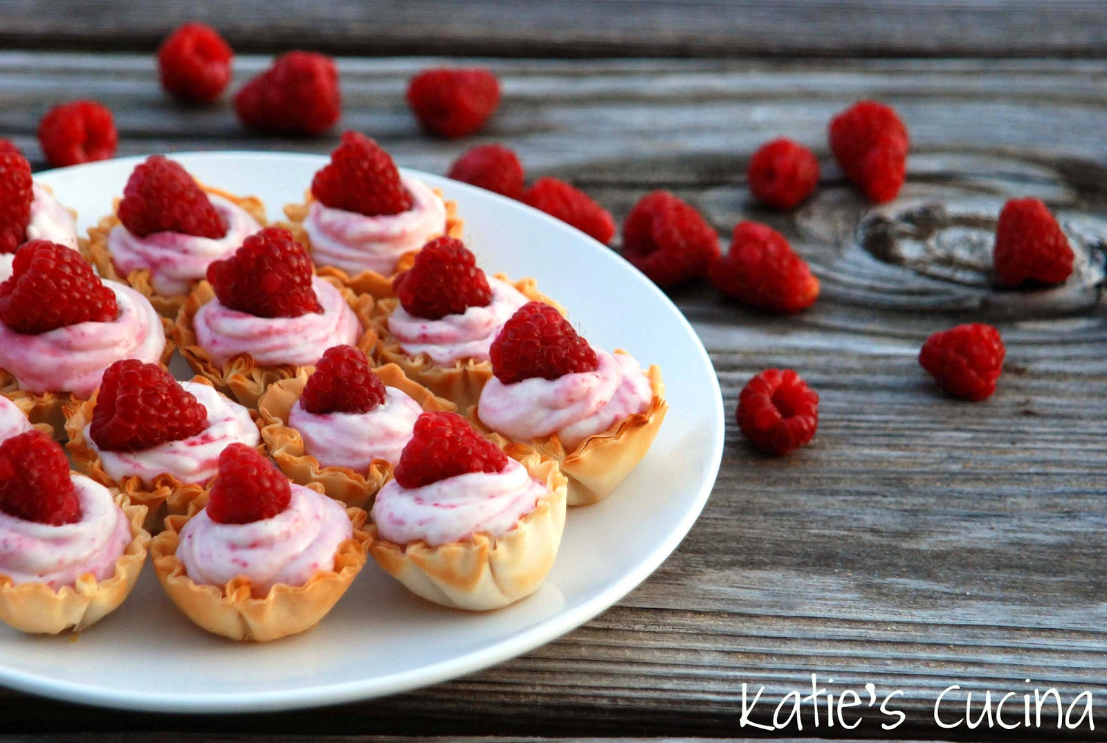 White Chocolate Raspberry Mousse Katie 39 S Cucina