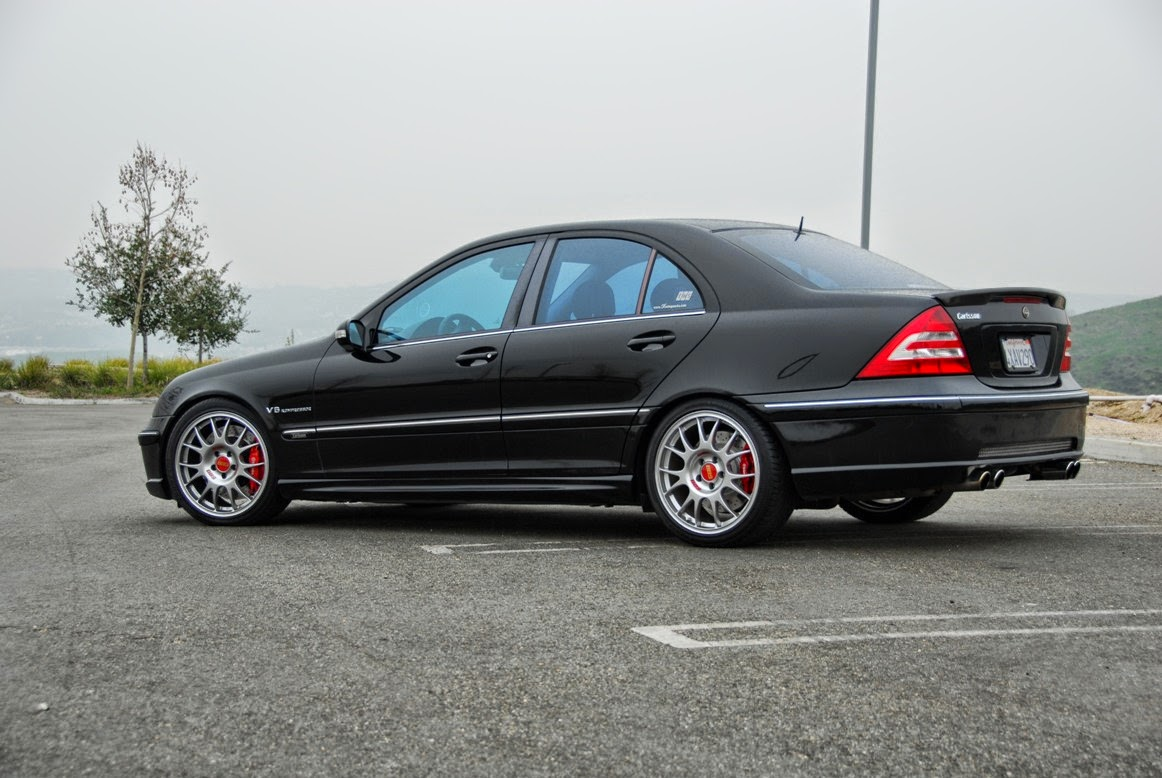 mercedes benz w203 c55 amg carlsson benztuning. Black Bedroom Furniture Sets. Home Design Ideas