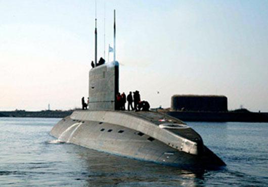 RI - Rusia Bahas Kerjasama Penyediaan Material dan Renovasi Kapal Selam