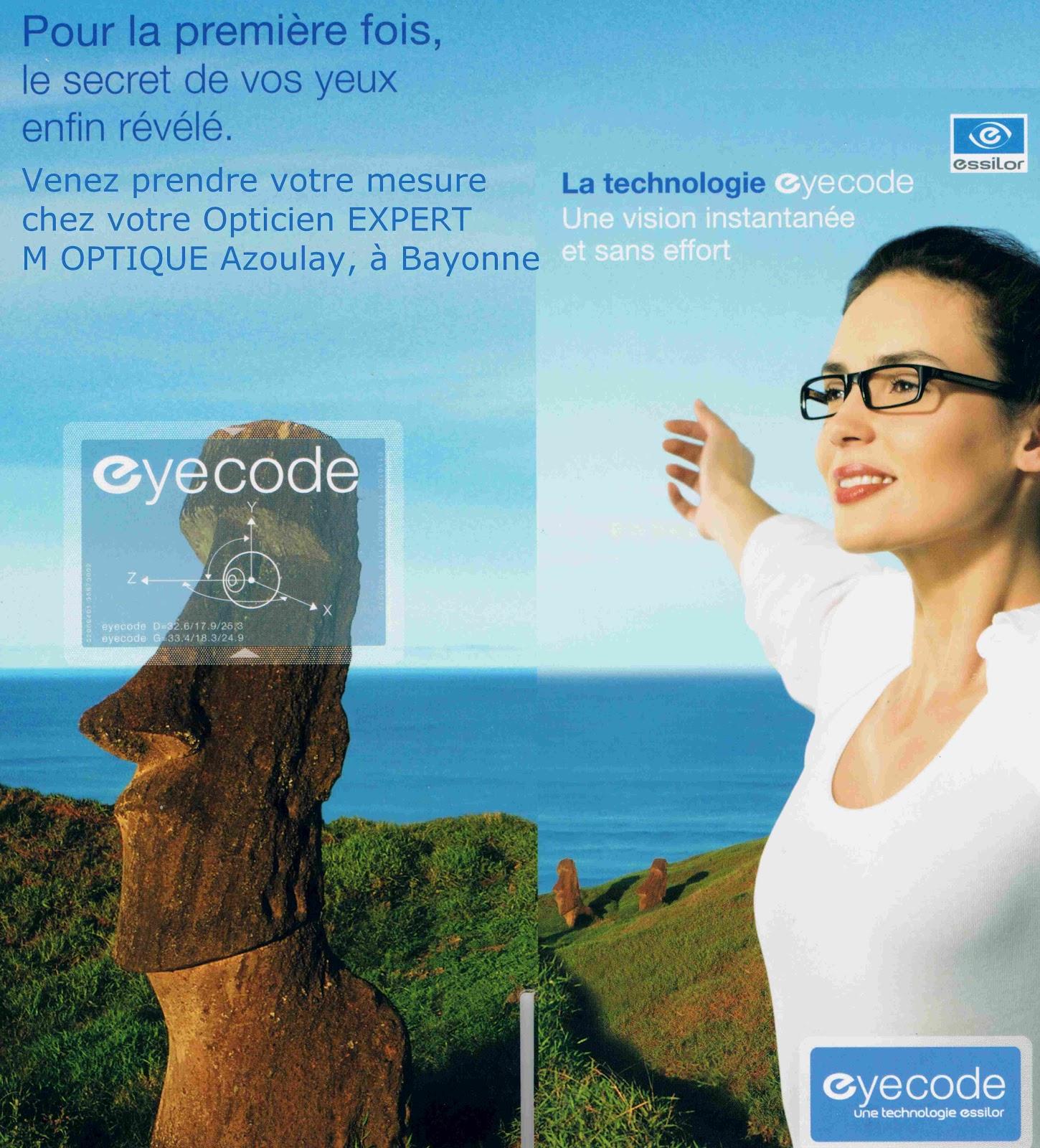 d494bf8156cd86 On M la technologie 3D • o30 l Opticien à Bayonne