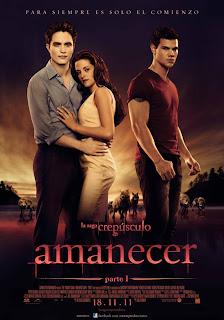 Ver Película La saga Crepúsculo: Amanecer – Parte 1  Online Gratis (2011)