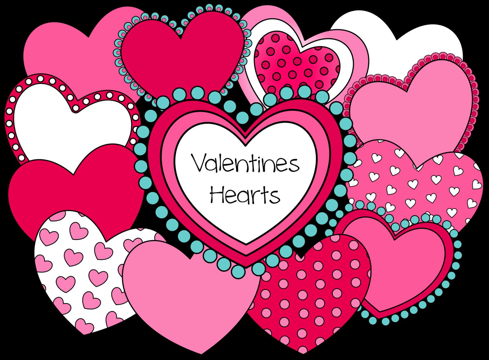 classroom treasures valentine hearts