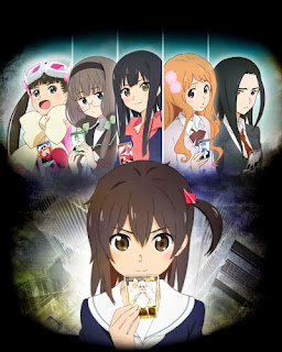 assistir - Selector Infected Wixoss - Episódios - online