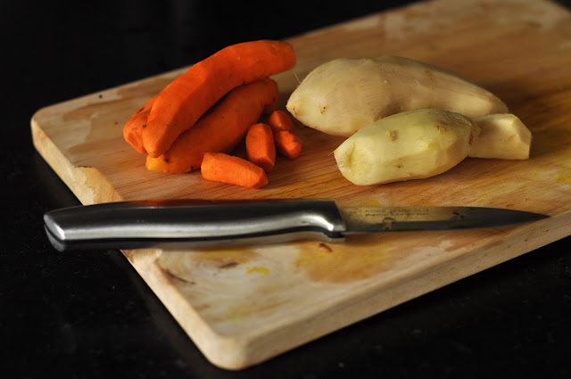 turmeric and ginger root for herbal decoction