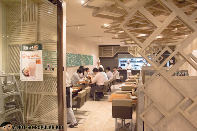 Tokyo Tonteki Interior - Greenbelt 5