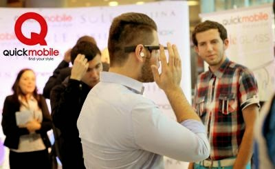 Testeaza gratuit Google Glass