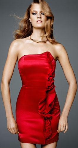 H & M vestidos fiesta