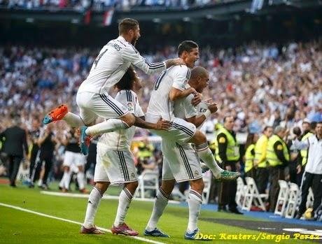 """Madrid Lebih baik dan layak menang duel El Clasico 'Real Madrid vs Barcelona"""""""