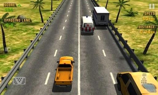 Traffic Racer full apk