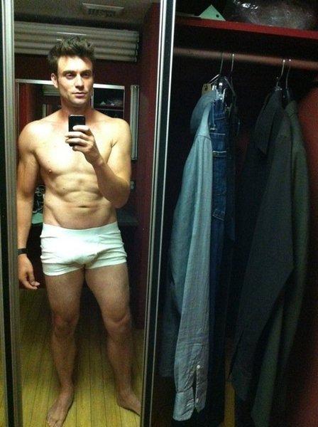 goddard shirtless Daniel