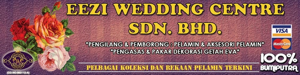 EEZI WEDDING CENTRE SDN. BHD.Co.No.953112-A