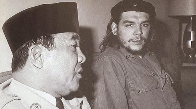 Kisah Persahabatan Bung Karno dan Che Guevara Usai KAA 1955