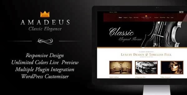 AMADEUS WordPress Theme Presented by TipTechNews