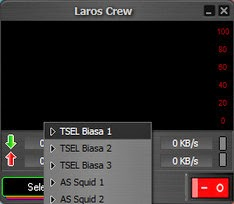 Inject Telkomsel Only Laros Crew New ALL Mode