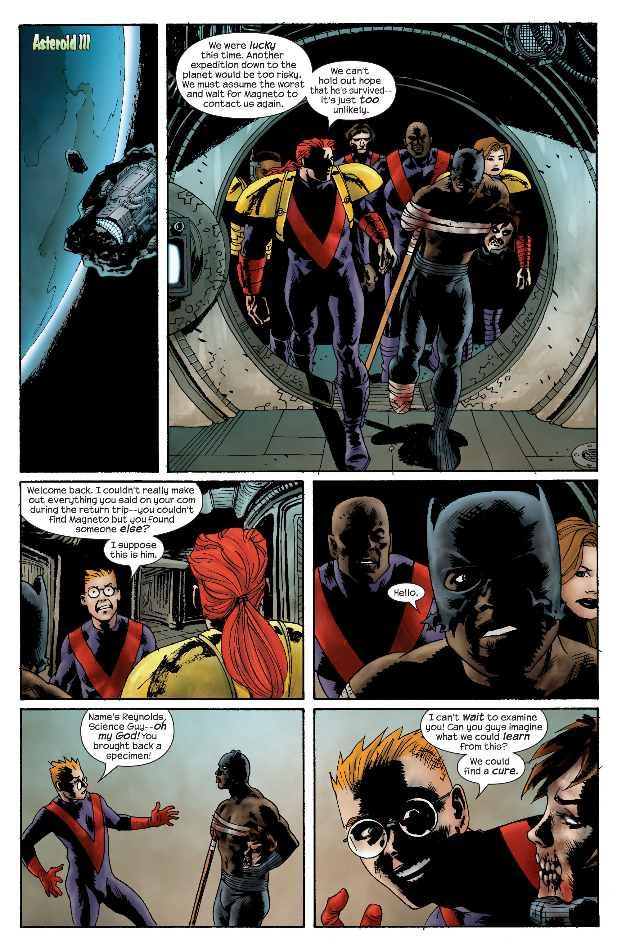 Marvel Zombies (2006) Issue #4 #4 - English 18