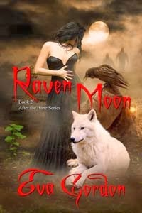 Cover Reveal: Raven Moon