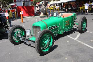 Fondo 1926 Ford Modelo T Modified, antiguo