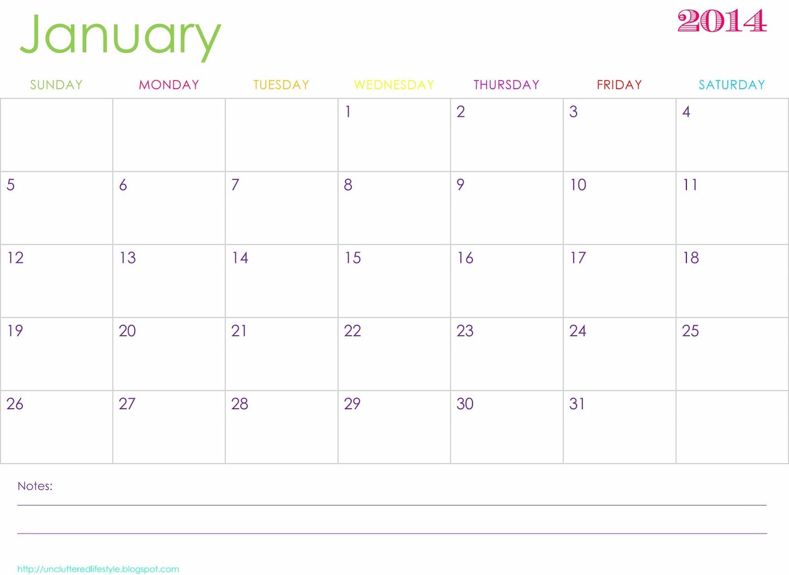 Printable Diet Calendar | Calendar Template 2016