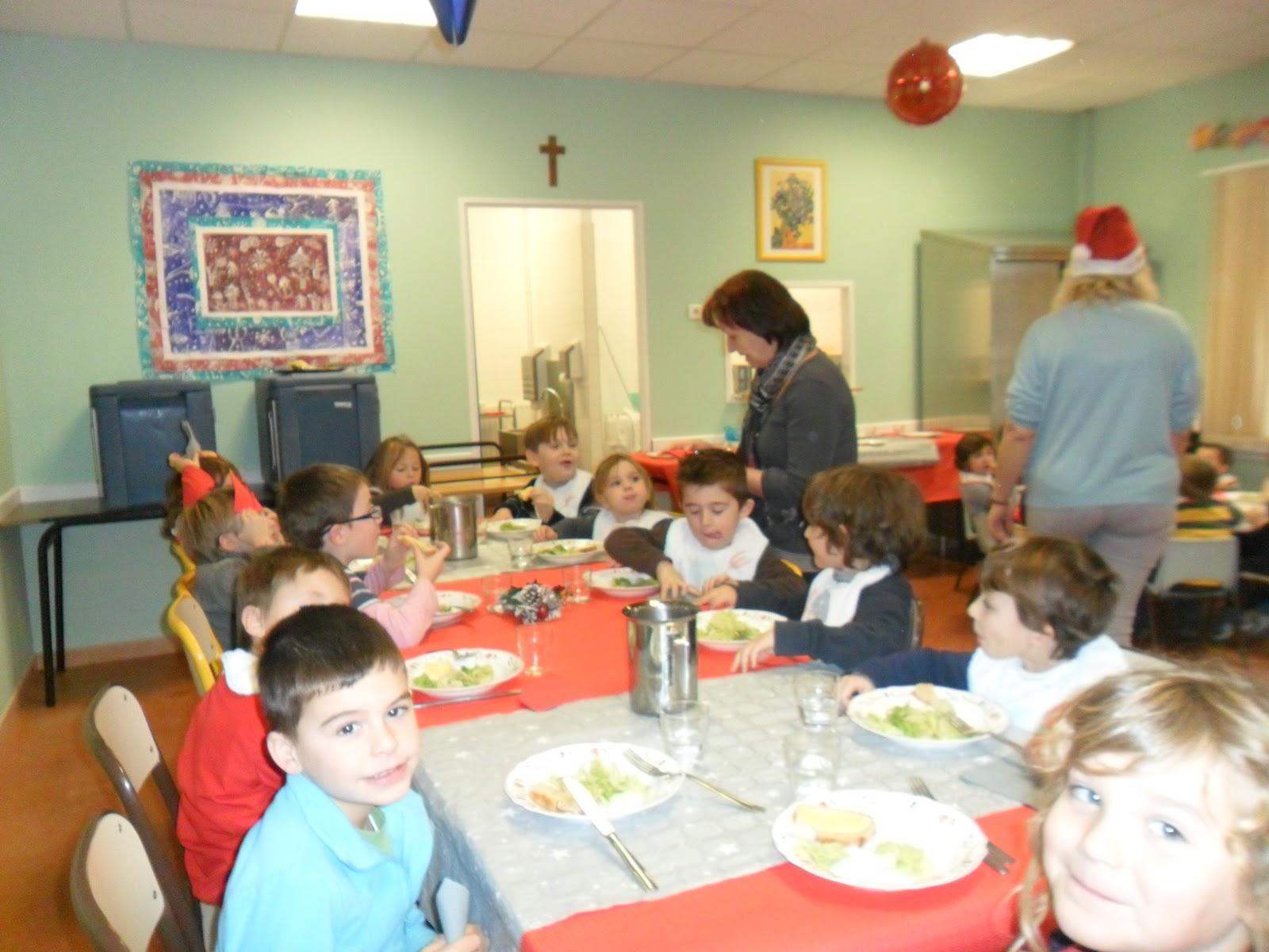 Ecole saint laurent de barjac repas de no l et loto des enfants - Repas de noel enfant ...