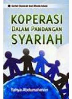 Koperasi Dalam Pandangan Syariah | TOKO BUKU ONLINE SURABAYA