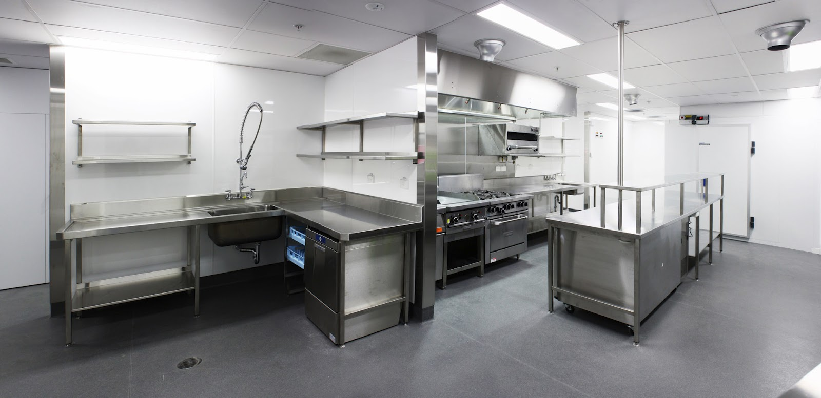 Commercial Kitchen Design Completed Projects Photos