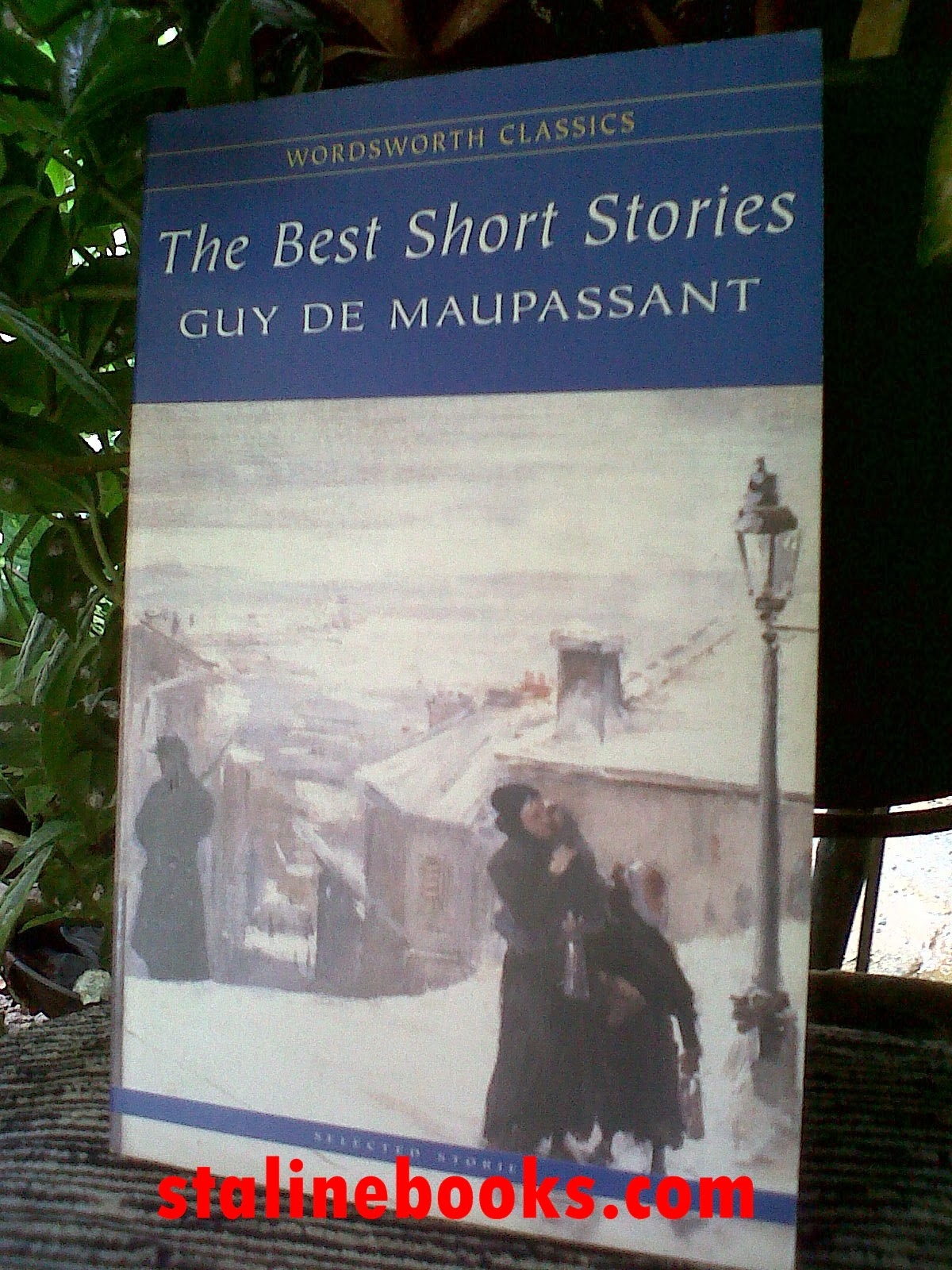 stasiun buku online novel asing title the best short stories by guy de maupassant published by wordsworth classics 1997 page 237 soft cover used book condition good price 35 000