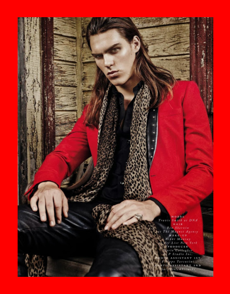 Travis Smith by Giampaolo Sgura for Hercules Universal