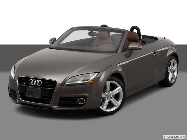 Audi TT Convertible 2012