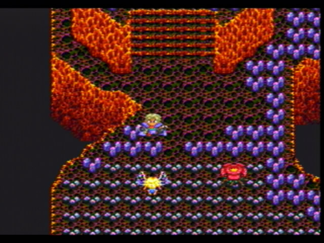 Also, crystals. But it's a Squaresoft game. There are ALWAYS crystals.
