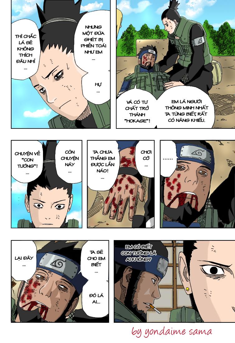 Naruto chap 328.Color Trang 8 - Mangak.info