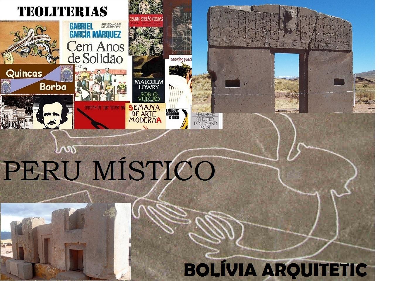 """PROJETO """"PERU E BOLÍVIA: ROTA MÍSTICA"""""""
