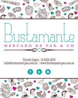 Bustamante - Mercado de Pan & Co.