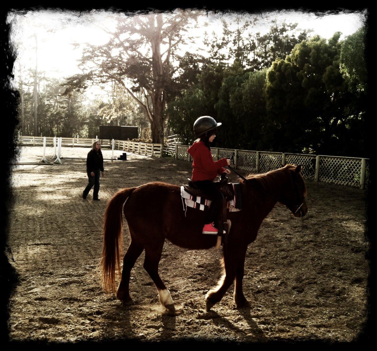 pebble beach equestrian center