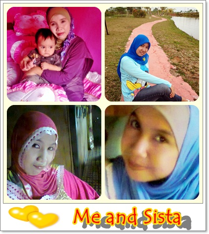 Me and sisters