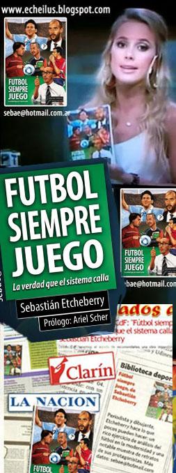 LIBRO FUTBOL SIEMPRE JUEGO