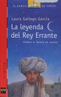 LA LEYENDA DEL REY ERRANTE (COMPLETO)