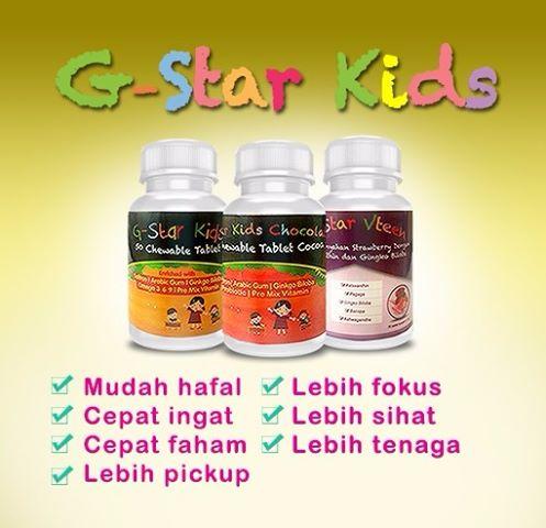 Saya Jual Gstar Kids