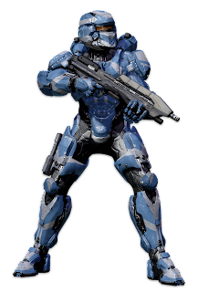 Mjolnir GEN2 armor system Halo 4