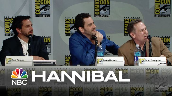 Hannibal - Season 3 - Full Comic-Con 2014 Panel