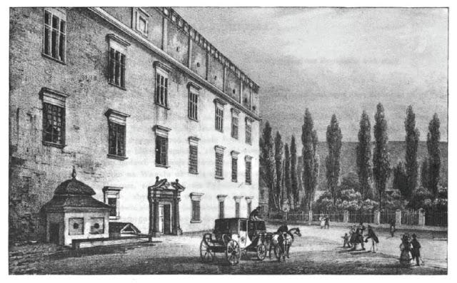 Pałac Wielopolskich w Krakowie