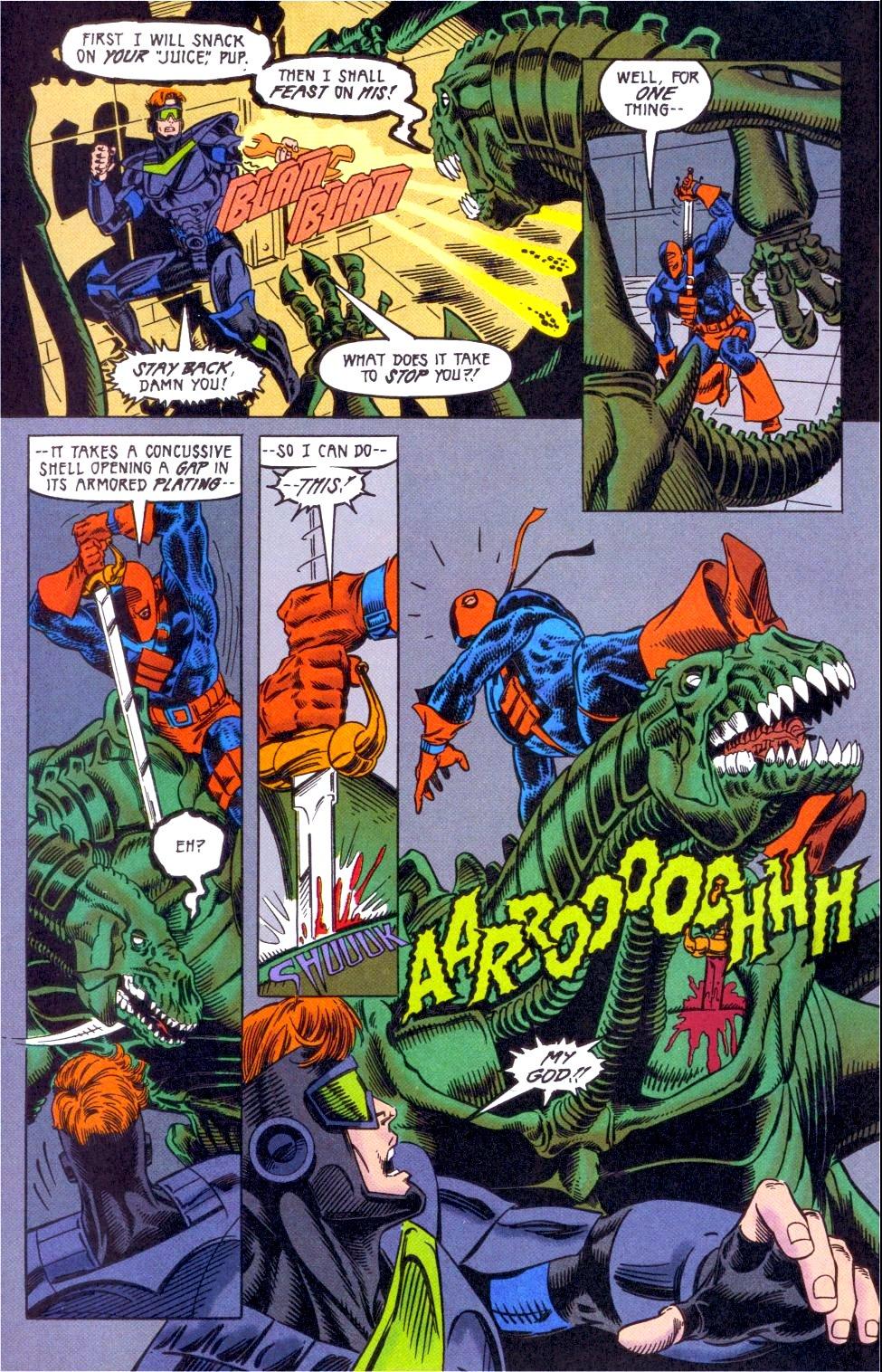 Deathstroke (1991) Annual 2 #2 - English 54