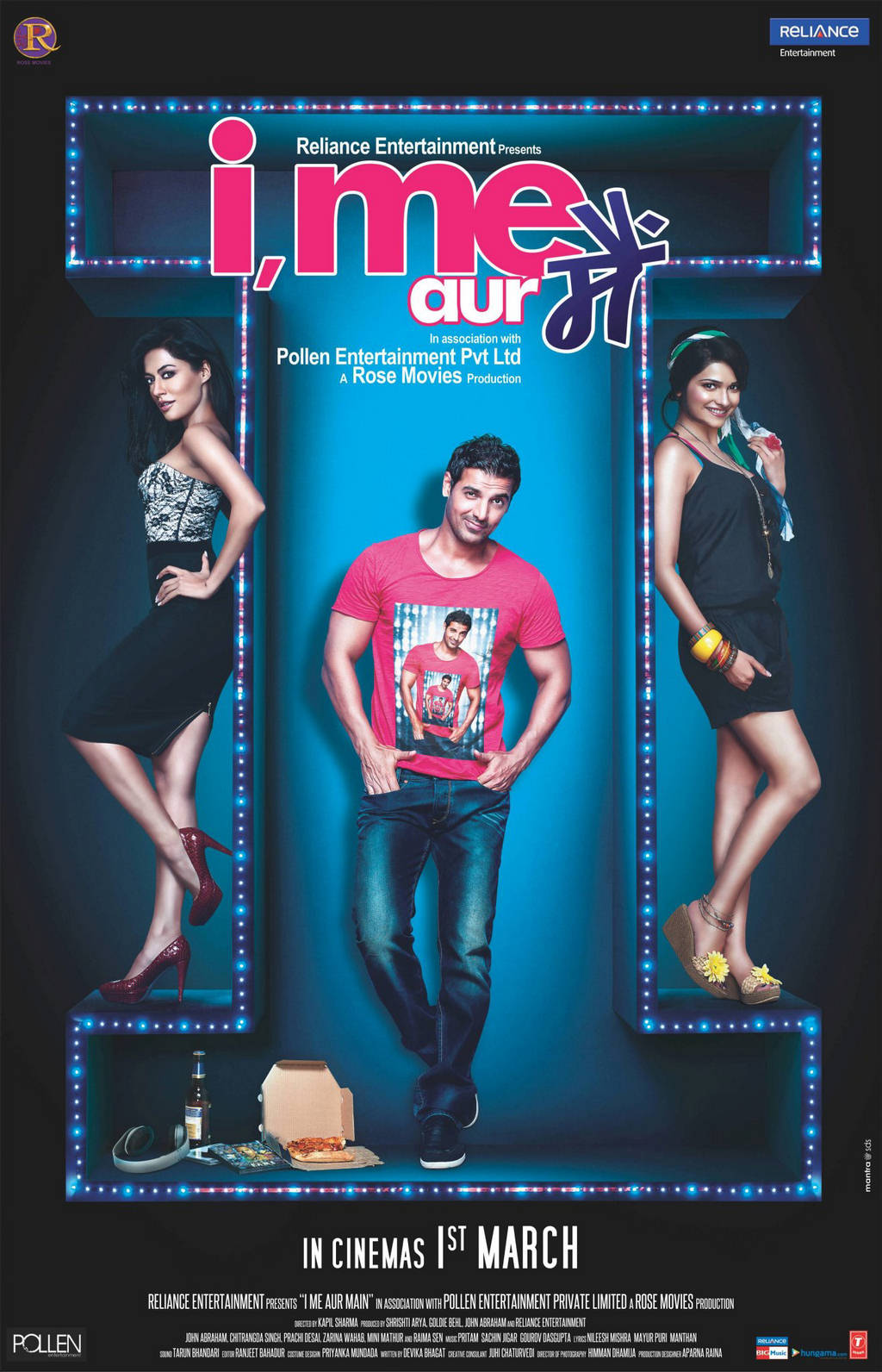 i me aur main 2013 hindi dvdrip highly compressed only