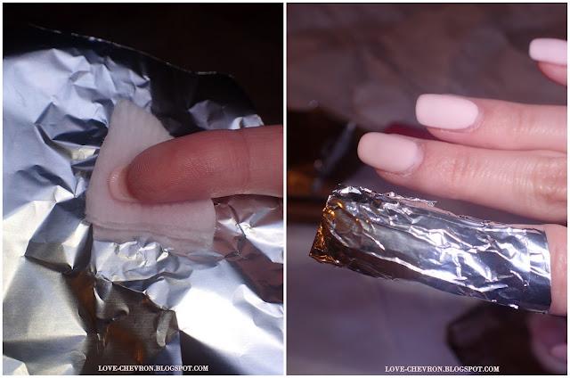jak usunąć hybrydę Semilac