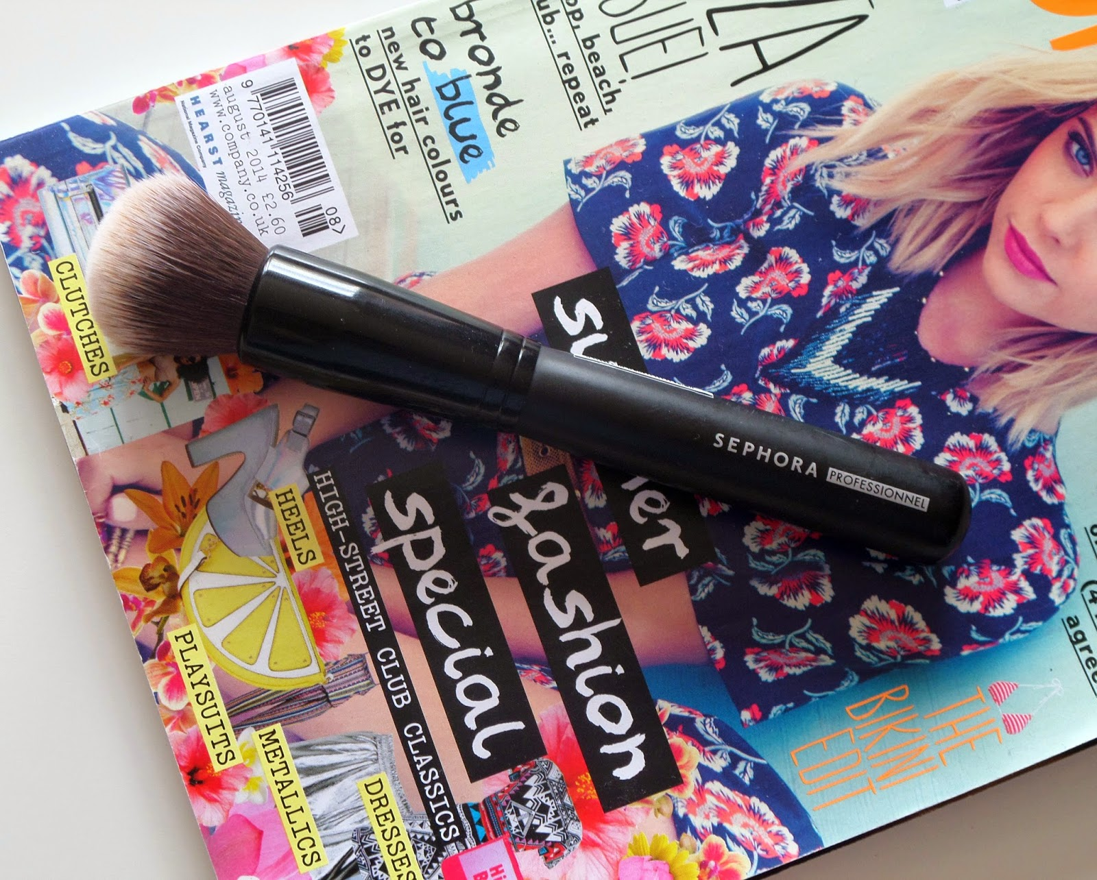 Sephora Classic Multitasker Brush